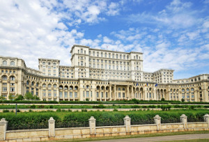 Palace of the Parliament — Bucharest, Romania